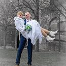Brautpaar Fotoshooting auf der Plassenburg in Kulmbach
