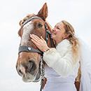After-Wedding-Shooting mit Pferden in Zeulenroda-Triebes